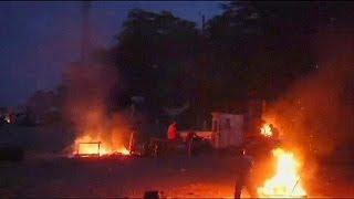 Orta Afrika Cumhuriyeti'nde kiliseye saldırı