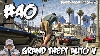 ►► TREVOR TRIES TO HAVE SEX WITH 70 YEAR OLD LADY O_O - Grand Theft Auto 5 Part 40 KINDA