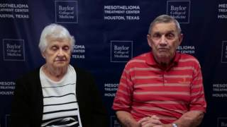 Lung Cancer Survivor Mesothelioma – Dr. Charles Reaume