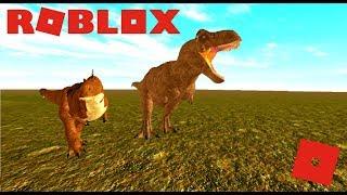 Roblox Jurassic Park - New Map and Allosaurus Update!