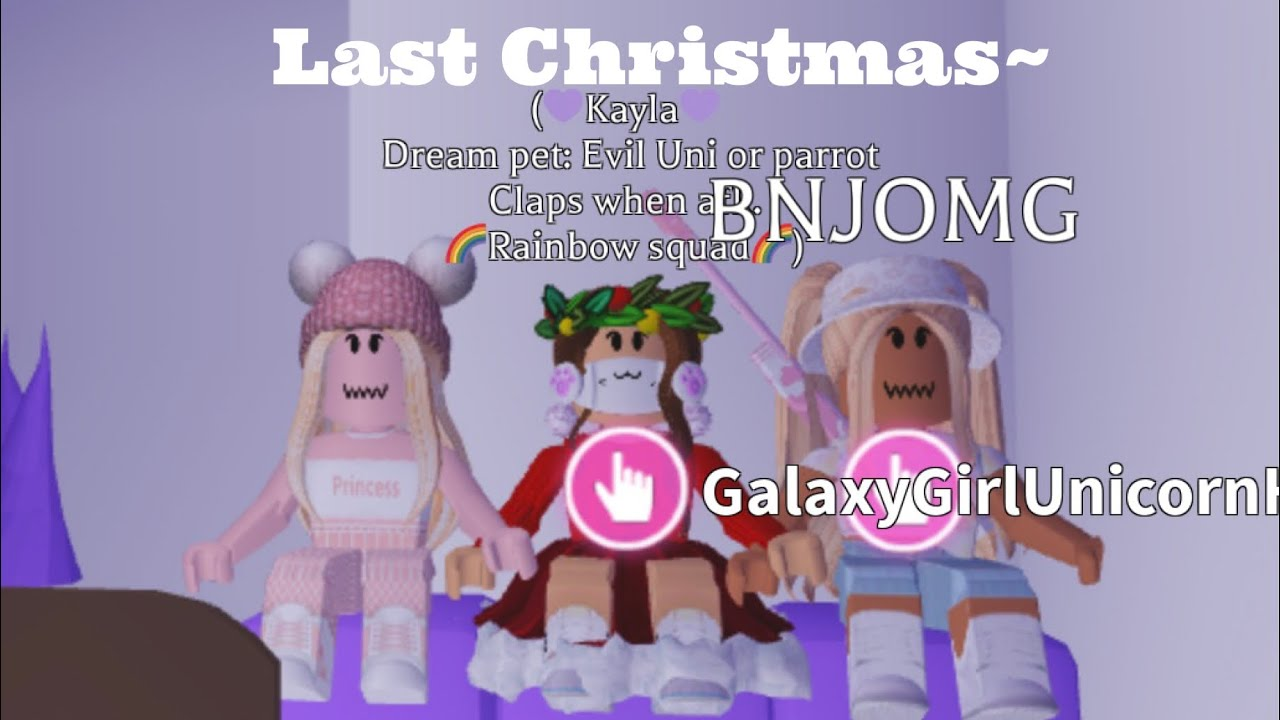 Download Last Christmas ll ft. Janae and Kayla ll w/ Jamiee