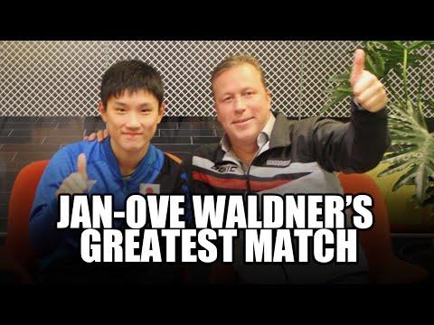 Download Jan-Ove Waldner's Greatest Match!
