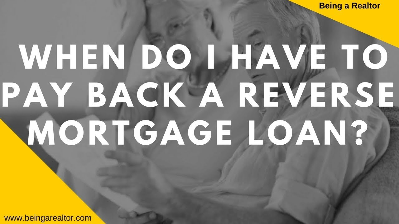 how to pay back loans