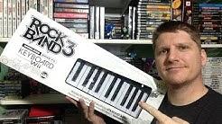 O&E #57 - Wii Rock Band 3 Keyboard Unboxing!