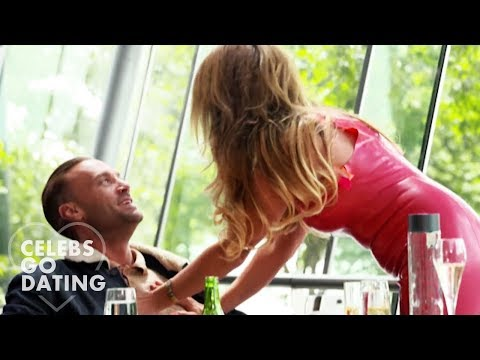 Calum Best Is INTRIGUED By Kinky Cougar Date?? | Celebs Go Dating