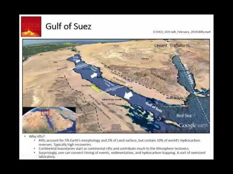Sharma Dronamraju-Oligo-Miocene Rifting Gulf of Suez Egypt