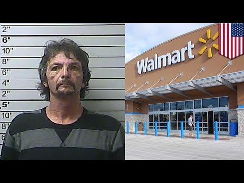 Walmart bombed by Confederate flag supporter who threatened store on Facebook - TomoNews