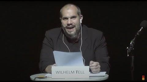 WILHELM TELL @ Live-Stream - Szenische Lesung unter Coronabedingungen