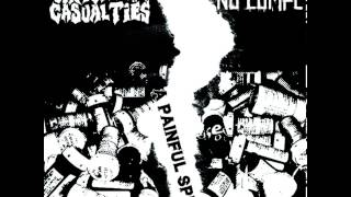 "Capitalist Casualties - Split 7"" w/ No Comply [2013]"