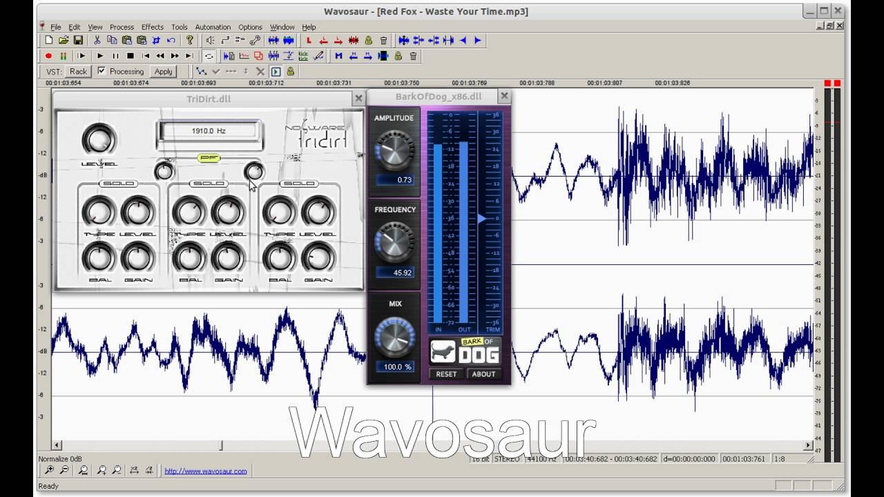 best free audio editing programs