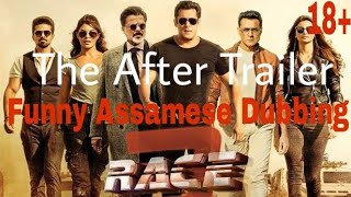 Race 3 Trailer Assamese dub