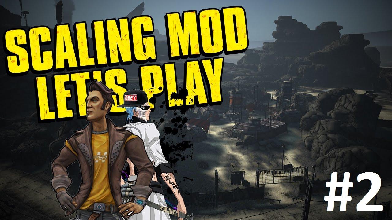 Borderlands Scaling Mod Custom DLC Let's Play Co-Op w ... Borderlands 2 Scaling Dlc Uvhm