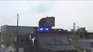 Los equipos antidisturbios que planea adquirir Carabineros