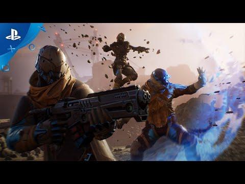 Outriders   Trailer De Revelação   PS5, PS4