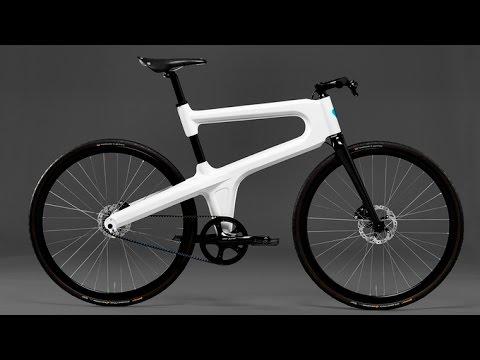The MOKUMONO bike by Bob Schiller
