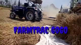 Farmtrac 6060 no.1 tractor