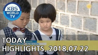 Today Highlights-The Return of Superman/Two Days and One Night/Marry Me Now E35 [2018.07.22]