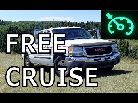 Install CHEAP Cruise Control in your GM vehicle! - YouTube