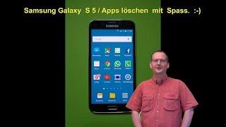 Samsung Galaxy S5-Apps & Software easy löschen/deinsallieren *SAMSUNG *Android