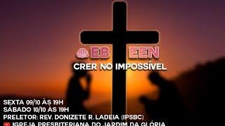 Escola Bíblica de Férias para Adolescentes (EBTEEN) | DIA 1