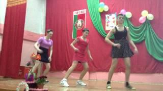8 А жгёт)))***  танцуй пока молодая