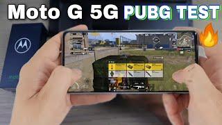 Moto g 5G Pubg Mobile Gameplay…