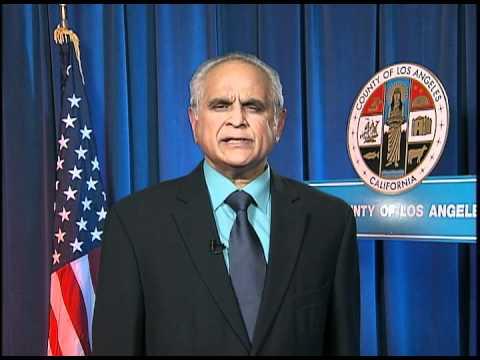 Dr. Lakshmanan Sathyavagiswaran: Los Angeles County Annual Report 2011