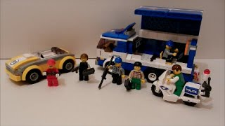 Будівництво Іграшка Огляд Чувак #5: Оксфорд Поліцейської Погоні На Вулицях
