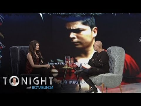 TWBA: Mariel to her connection with Coco Martin