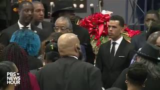 WATCH: Funeral of Stephon Clark in Sacramento, CA