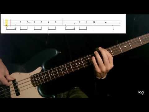 Sublime - Badfish (Bass Cover)