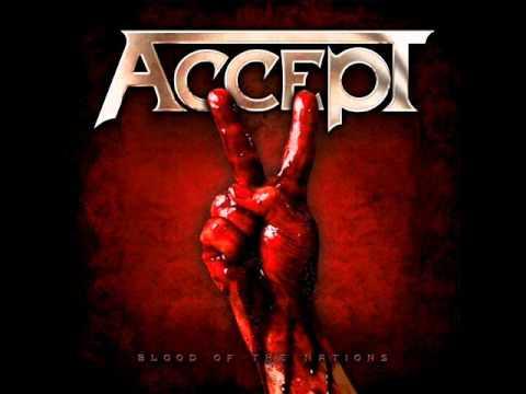 Accept - Teutonic Terror [lyrics]