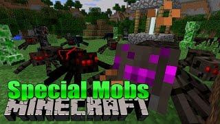 Special Mobs - Minecraft Mod