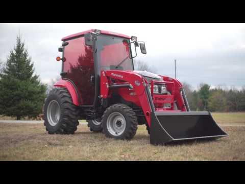 Mahindra 1538 Compact Tractor