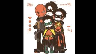 Bat Family We are Family