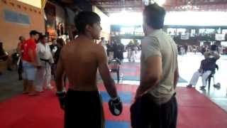 Mi primer pelea de Full Contact♥
