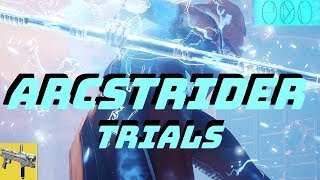 ARCSTRIDER/FIGHTING LION TRIALS  - Destiny 2