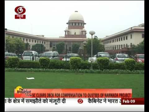Supreme Court awards compensation to Sardar Sarovar project affected people