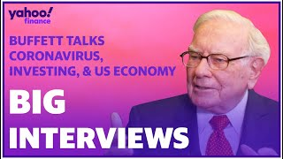 Warren Buffett, Berkshire Hathaway Chairman and CEO, talks coronavirus and the U.S. economy