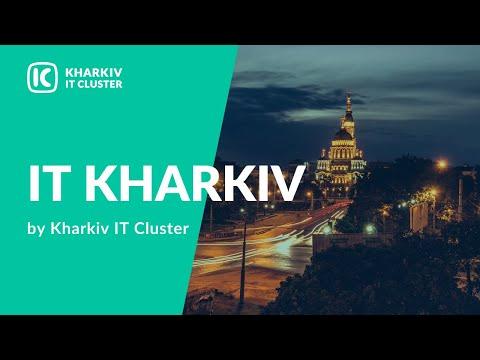 IT Kharkiv by Kharkiv IT Cluster