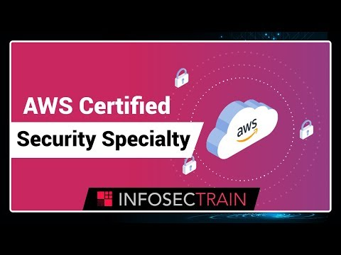 AWS Certified Security Specialty | Cloud Security | AWS Training | Infosectrain