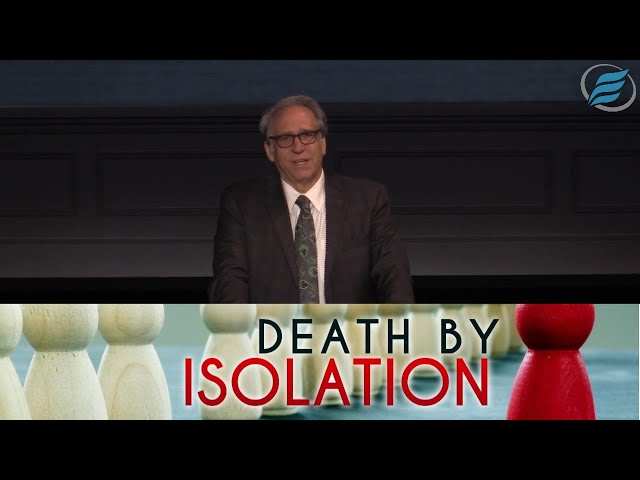 08/08/2021 | Death by Isolation | Pastor David Myers
