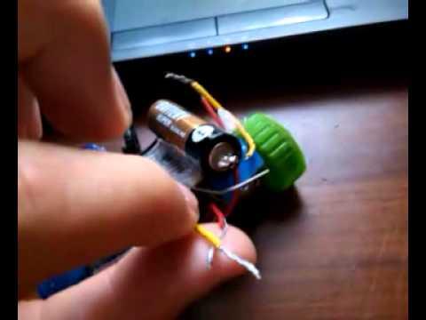 Видео как сделать своими руками робота