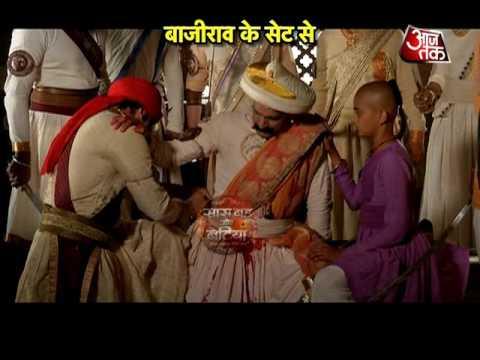 Balaji Vishwanath gets injured in Peshwa Bajirao
