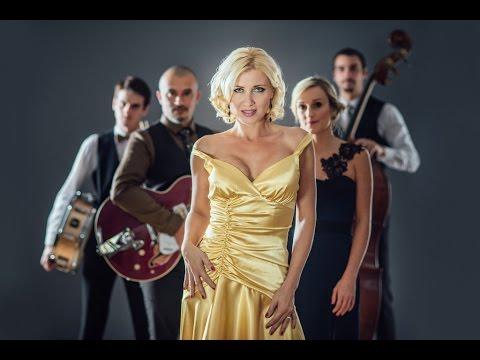 Caroline & The Swing Fellows teaser - 24K Magic ( Bruno Mars )