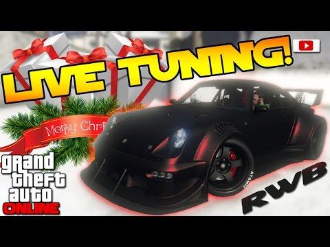 GTA 5 Online Import/Export Update: 🛠😍Pfister Comet Retro Custom Live Tuning!😍🛠 [PS4 Gameplay]