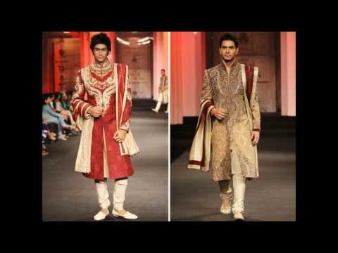 Indian groom wedding dress collection