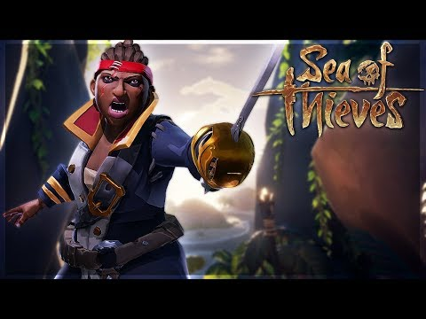 (VOD)Grinding Merchant Alliance - The Bordem is Real - Sea of Thieves Gameplay