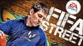 FIFA Street (PS3) 5-a-side Gameplay