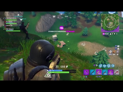 Fortnite Livestream Trying to get the DUB!